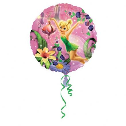 Tinkerbell Faries Foil Helium Balloon